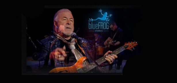 Jim Byrnes Blue Frog